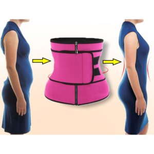 New Women Waist Trainer Fitness Slimming Belt Shapewear Modeling
