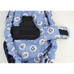 Newborn Baby Carrier Swaddle Sling Infant Nursing Pouch Front