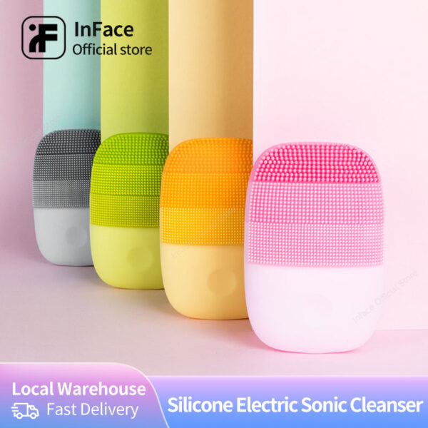Facial Cleansing Brush Face Skin Care Tools Waterproof Beauty Massager
