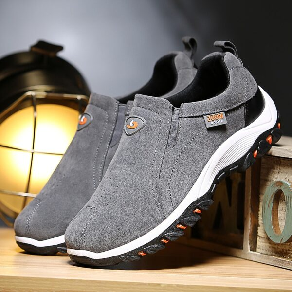 Men Loafers Spring Summer Shoes Comfortable Footwear Soft Flats