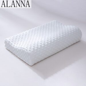 Memory Foam Bedding Pillow Neck Protection Orthopedic Pillows