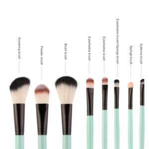 18Pcs Makeup Brushes Tool Set Cosmetic Powder Eye Shadow Foundation Blush Blending Beauty Make Up Brush Maquiagem Cosmetic Tool 2