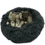 Soft Dog And Cat Bed Round Washable House Small Large Mat For Pet