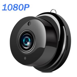Wireless Mini WIFI 1080P IP Camera Cloud Storage Infrared Night Vision Smart Home Security Baby Monitor Motion Detection SD Card