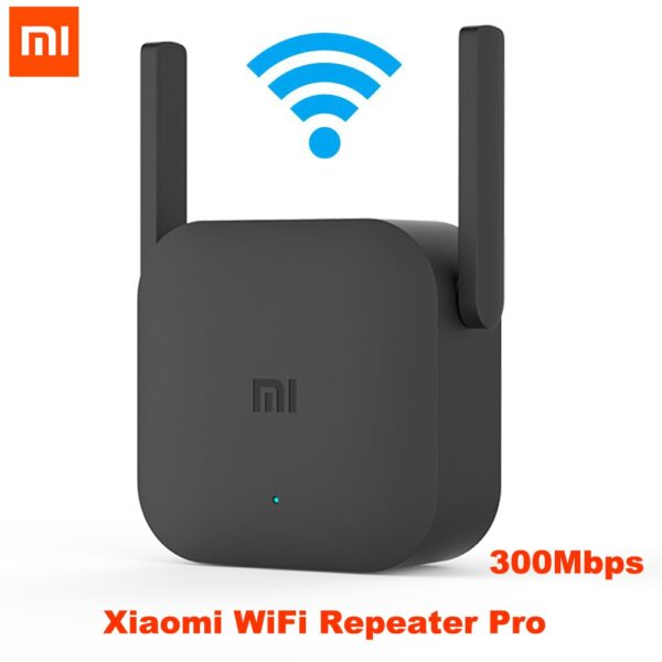 WiFi Repeater Pro 300 M Amplifier Network Expander Router Power
