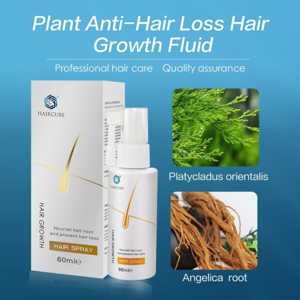Fast Hair Growth Essence Oil Anti Hair Loss Treatment For Men Women