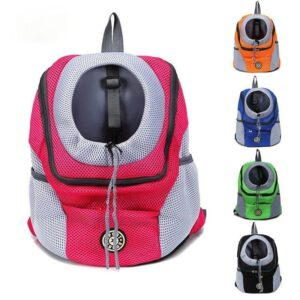 Pet Carriers Bags Carrying for Small Cats Dogs Oxford Backpack Dog Transport Bag Bolso Perro Torba Dla Psa Honden Tassen D1938