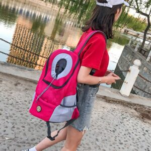 Pet Carriers Bags Carrying for Small Cats Dogs Oxford Backpack Dog Transport Bag Bolso Perro Torba Dla Psa Honden Tassen D1938 2
