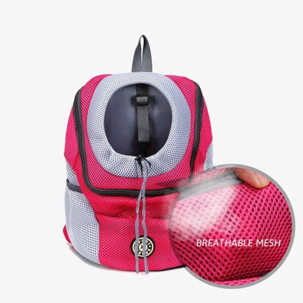 Pet Carriers Bags Carrying for Small Cats Dogs Oxford Backpack Dog Transport Bag Bolso Perro Torba Dla Psa Honden Tassen D1938 4